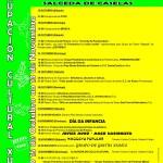 1CICLO CULTURAL 2011